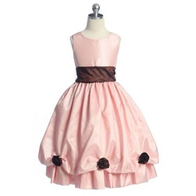Blossom Baby Pink Dress