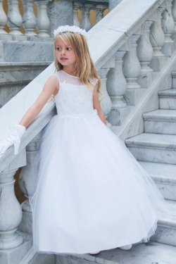 First Communion Gown and Dresses