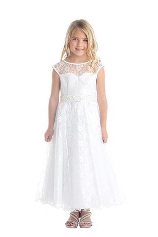 Burlington Flower Girl Dress Baptism Dresses Infant