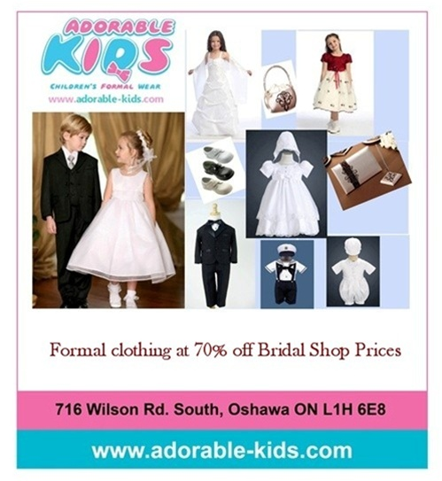 Adorable Kids Canada Toronto Ontario Childrens Formal Clothing
